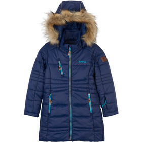Kamik Lyla Heritage Coat Girls navy/marine